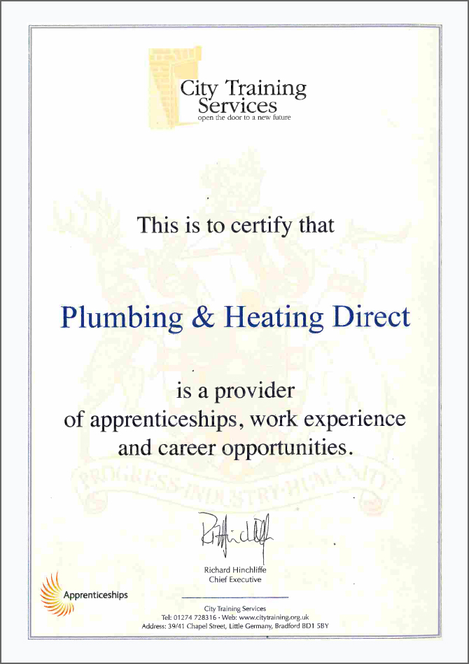 Plumbing And Heating Direct Offers A Wide Range Of Plumbing Services